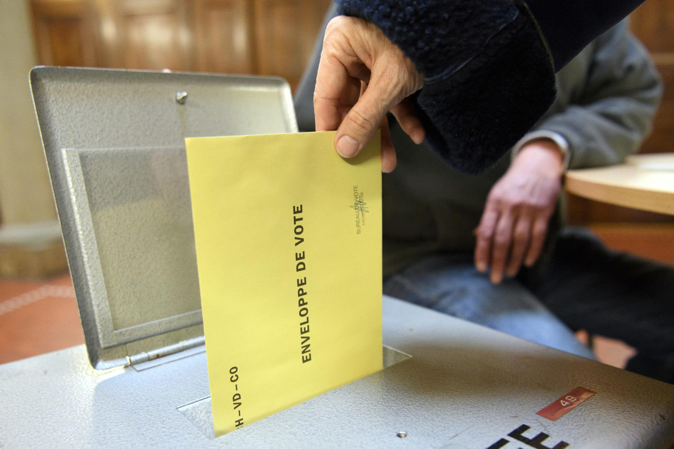 Vaud veut promouvoir le vote