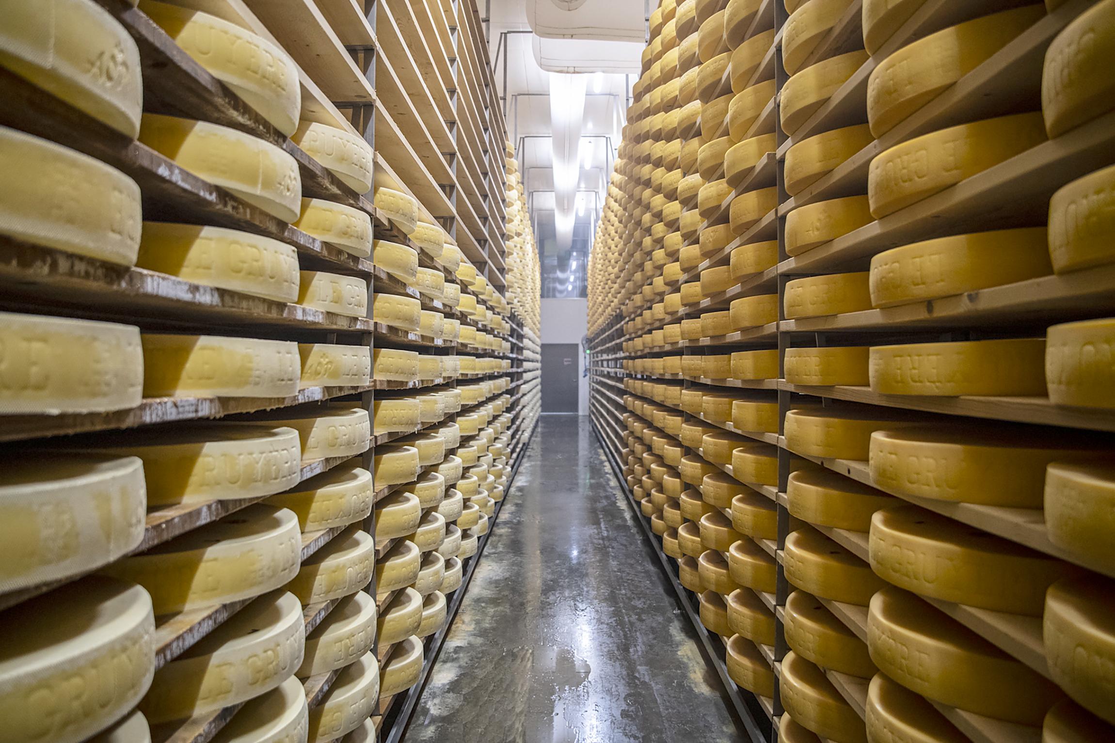 Les exportations de fromage suisse défient la crise du coronavirus