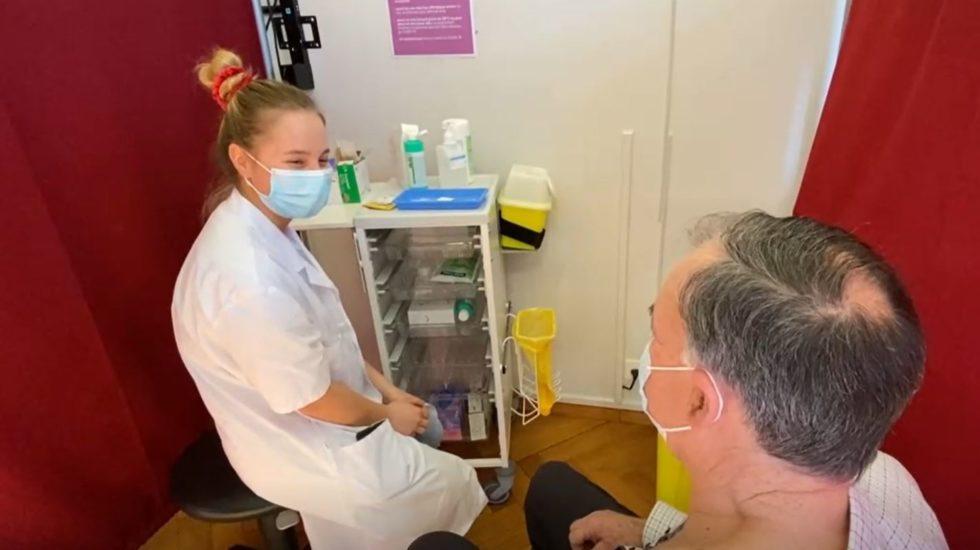 Un afflux de candidats au vaccin au Centre des Pâquis