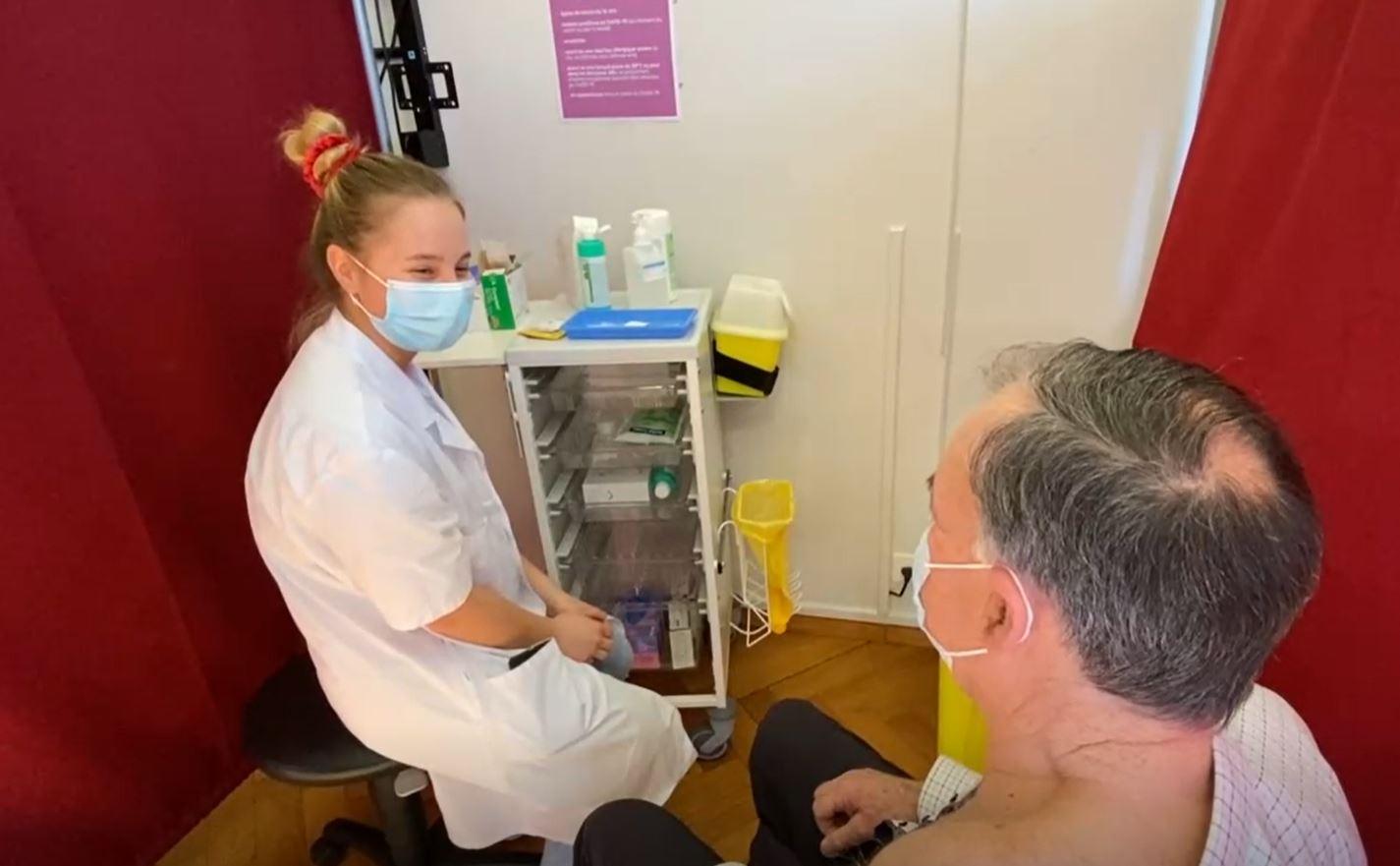Premières impressions pour les 40'000 Vaudois vaccinés