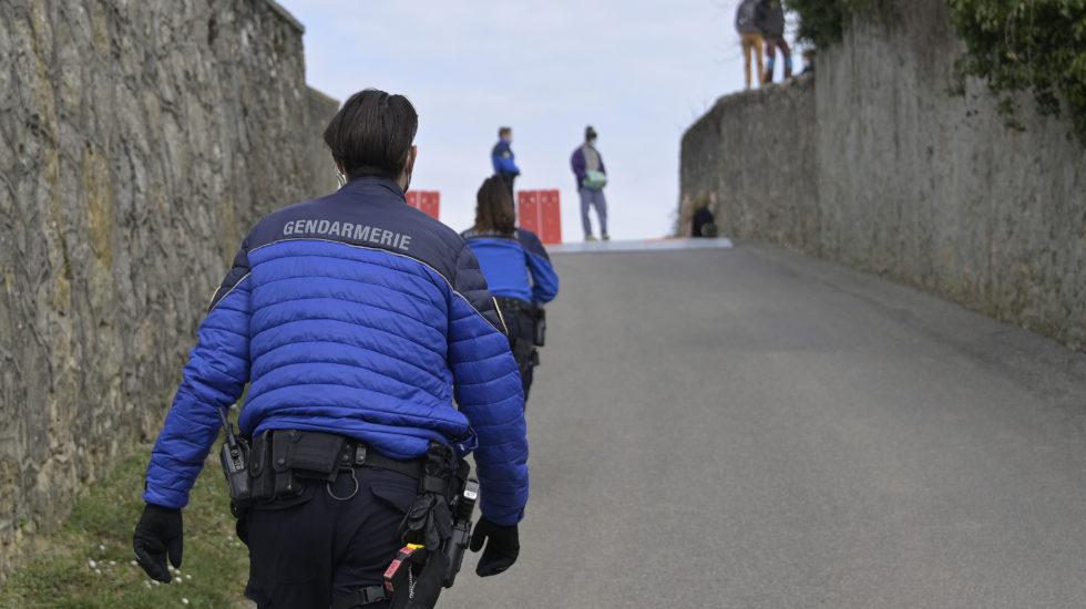 Les gendarmes entrent en scène au pied de la Zad