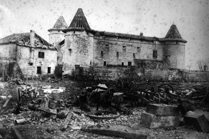 Il y a 150 ans explosait l'arsenal de Morges