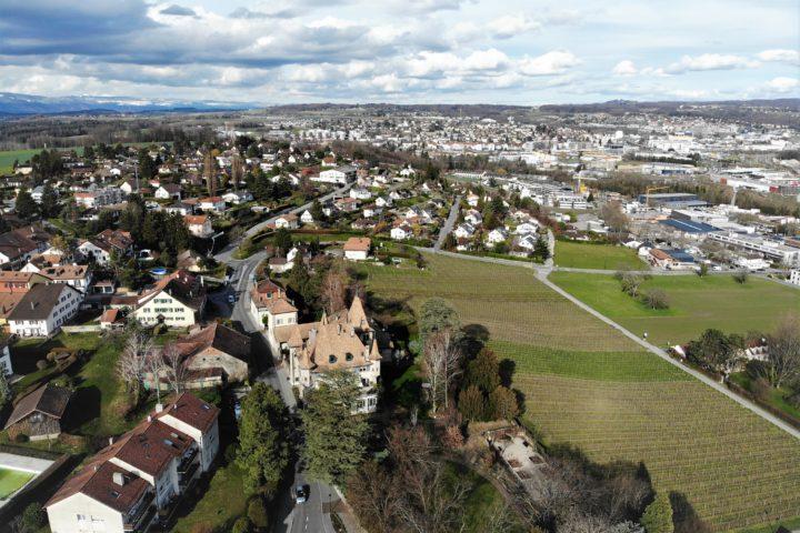 Le Conseil communal d'Echandens ressuscite le quartier Grand-Pré