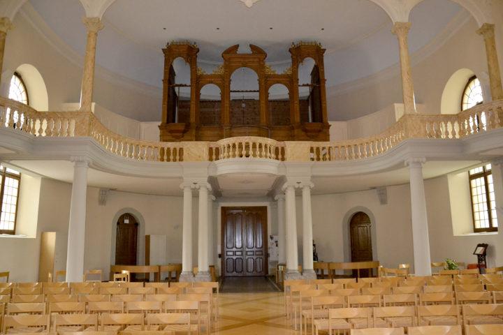 Le nouvel orgue du Temple attendu en 2022