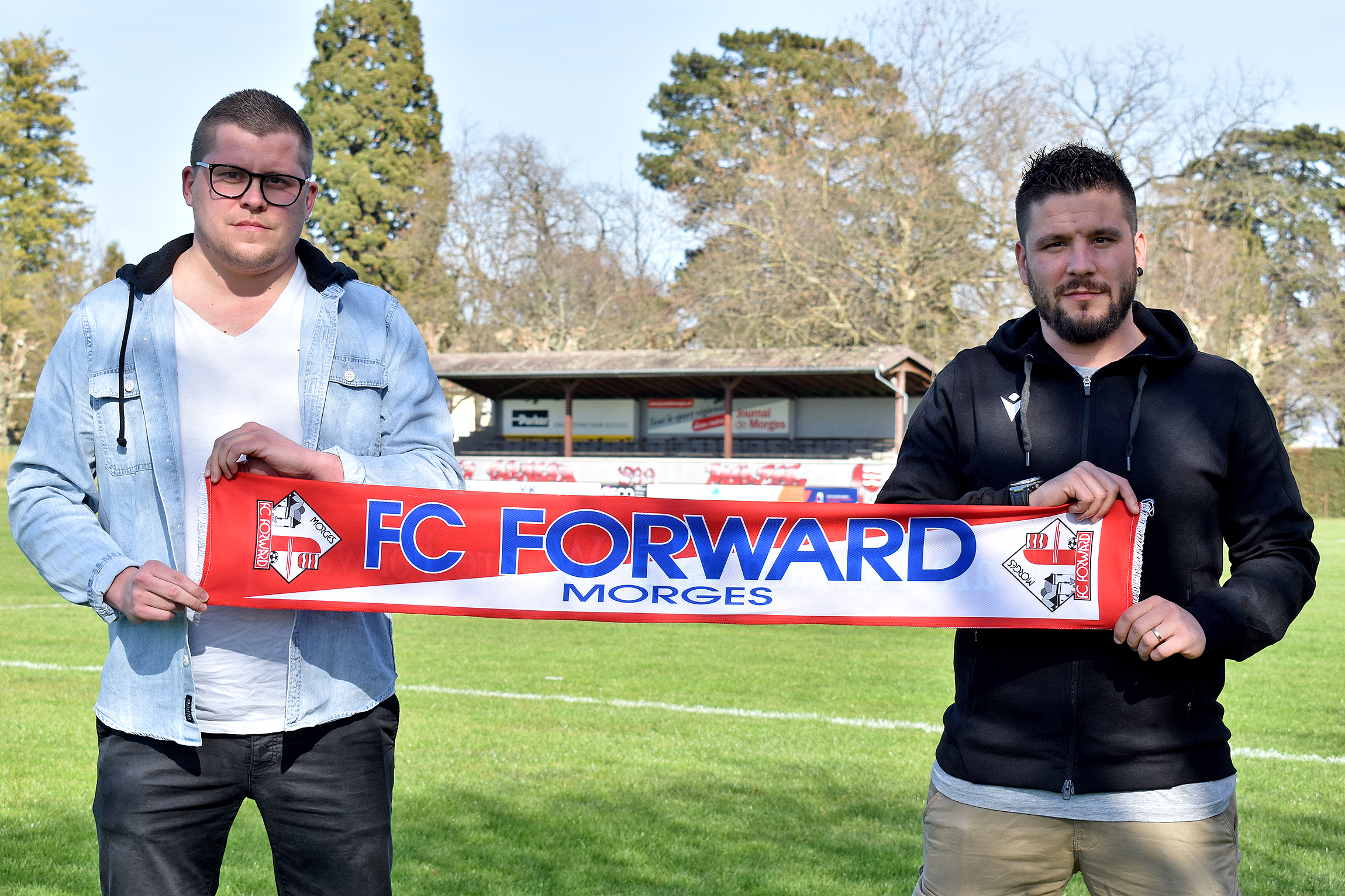 Le FC Forward Morges repart de l'avant