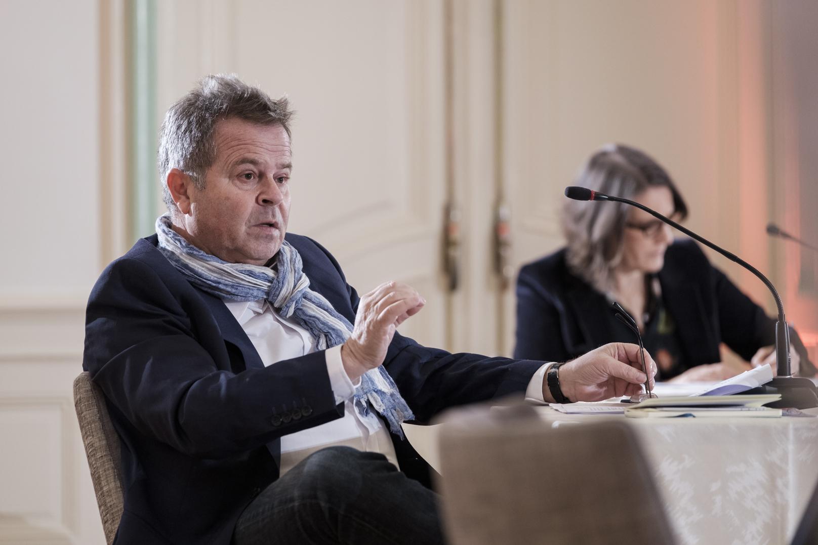 Le candidat Philippe Deriaz testé positif au Covid