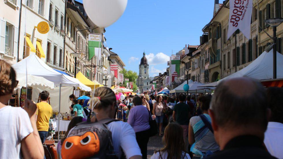 Vaud: reprise de la croissance démographique