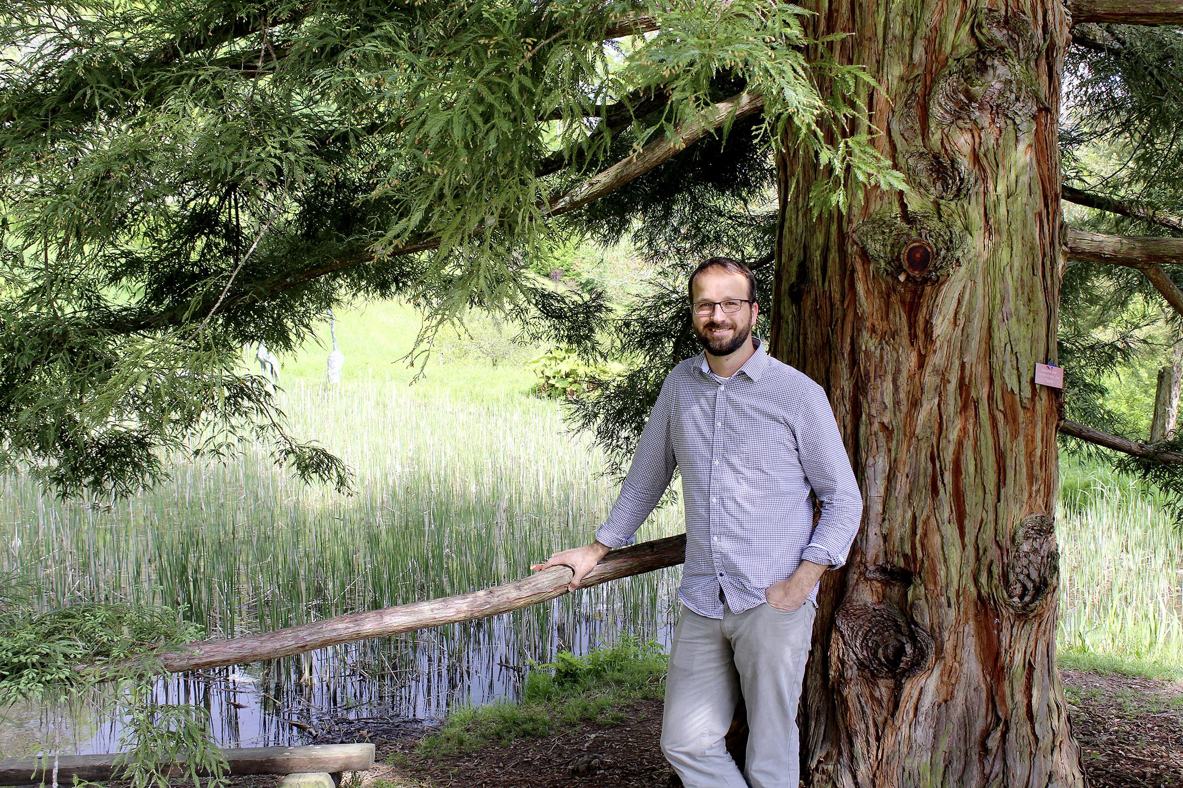 L'Arboretum prêt à ouvrir ses portes