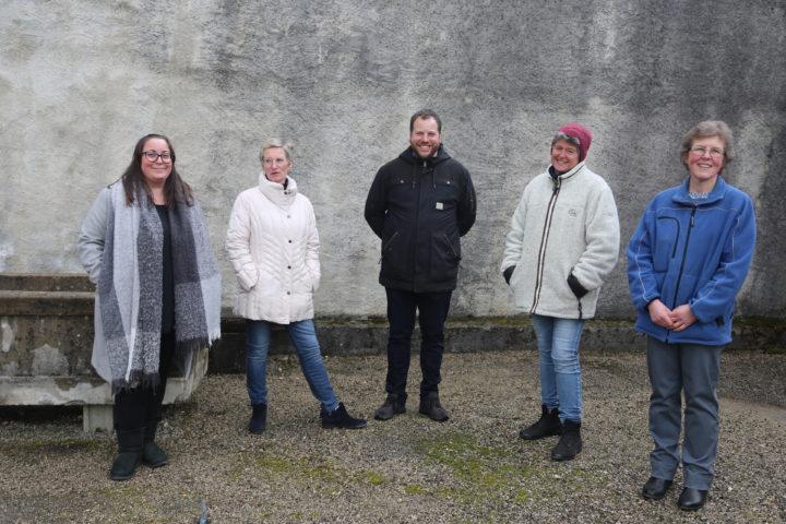 Mollens: un quatuor féminin pour épauler le syndic