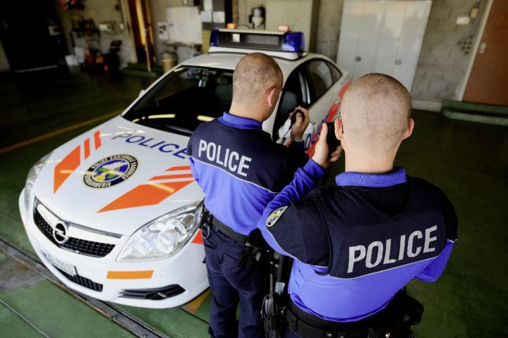 Opération de police en cours à La Sarraz