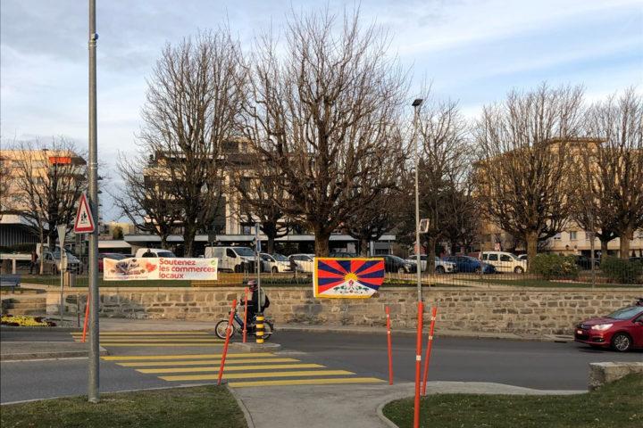 Aubonne solidaire des Tibétains