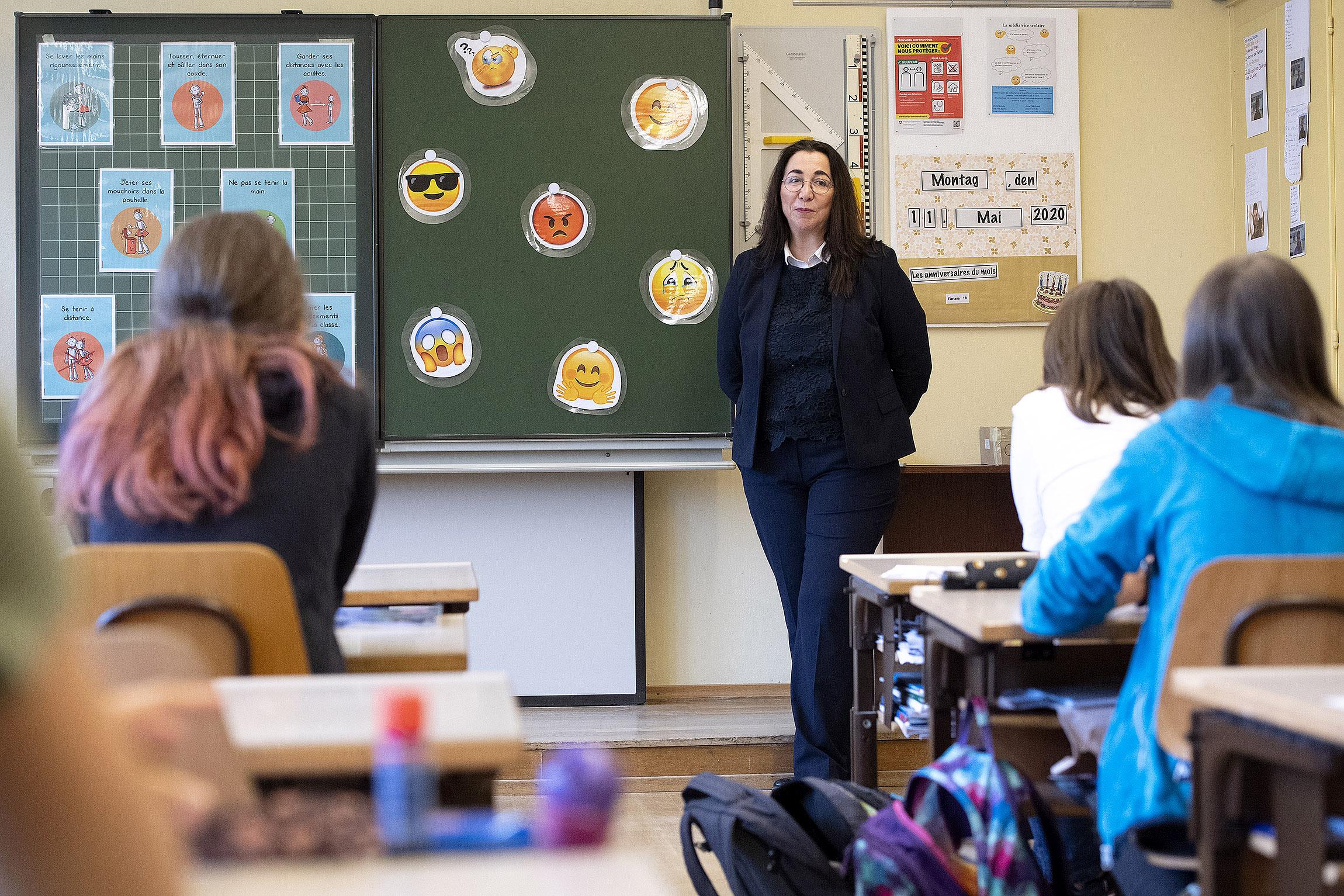 L'école vaudoise va mettre de l'ordre dans ses notes