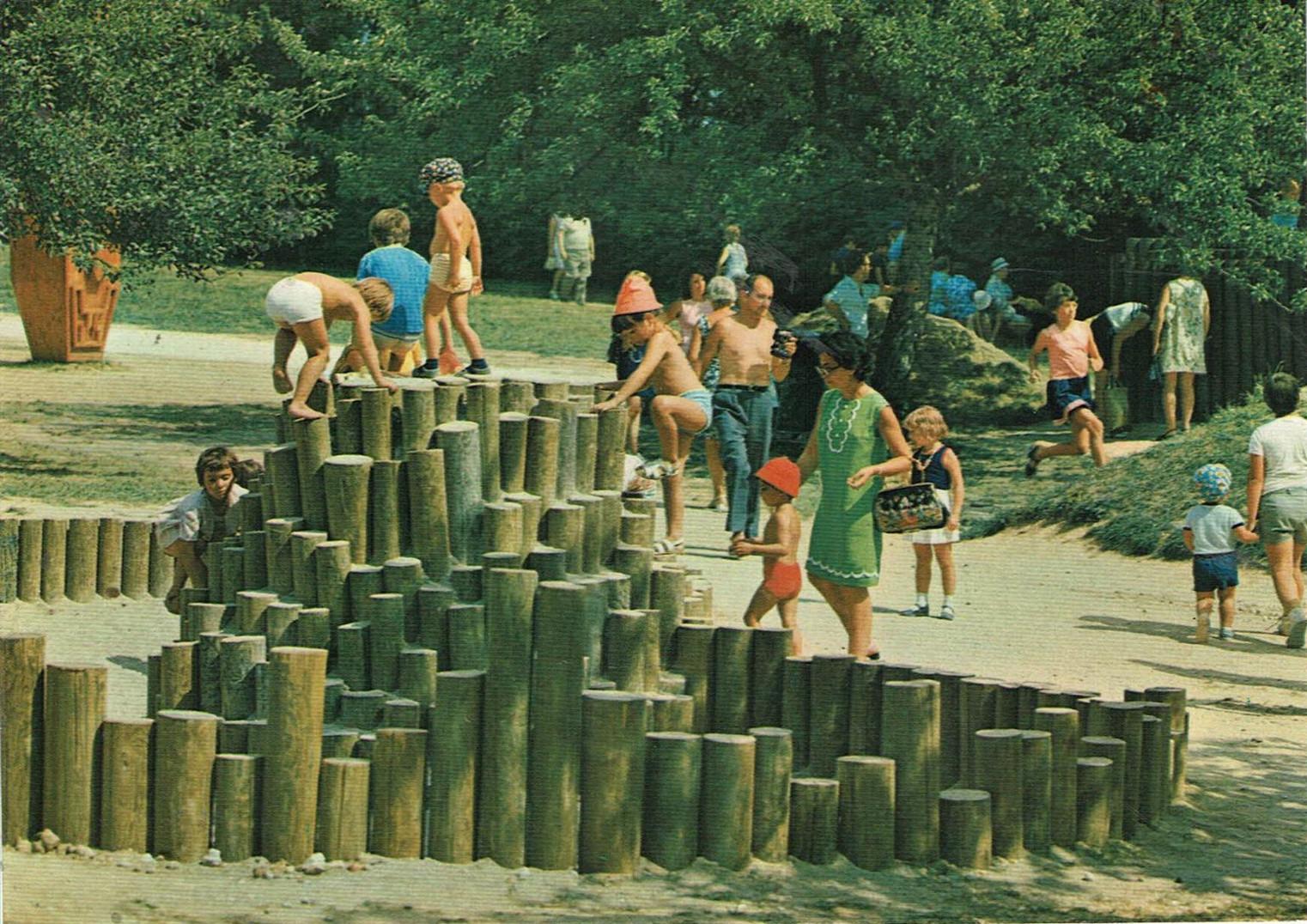 Un terrain de jeux qui fête ses 50 ans