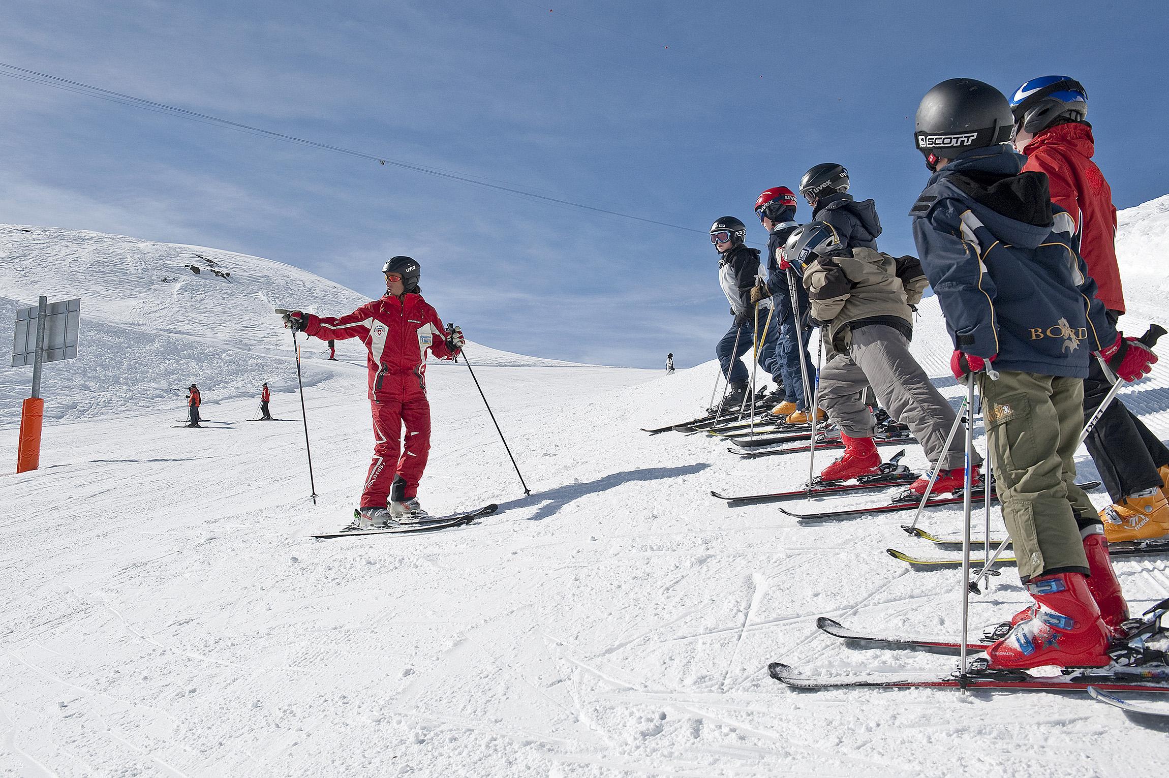 Les Suisses ont partiellement compensé l'absence des skieurs étrangers