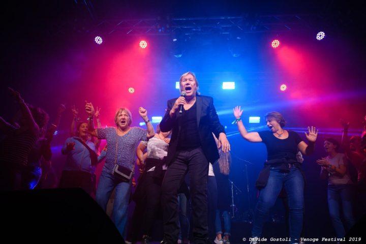 Au Venoge, ultime concert au crépuscule avec Juvet