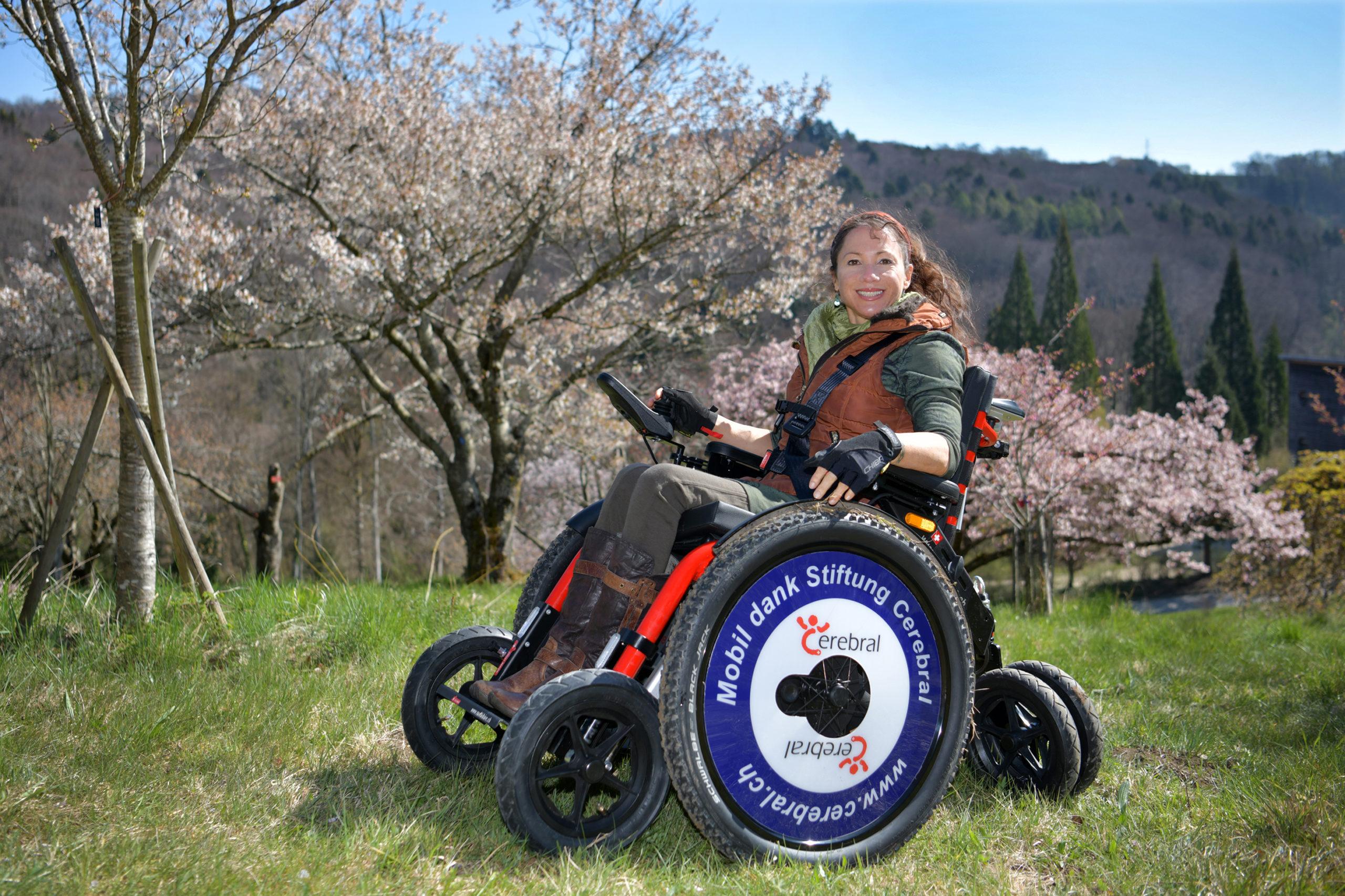 L'Arboretum en fauteuil roulant tout-terrain