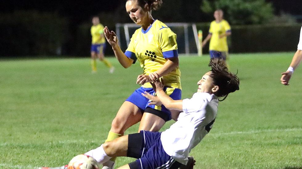 Pied du Jura retire sa première équipe féminine
