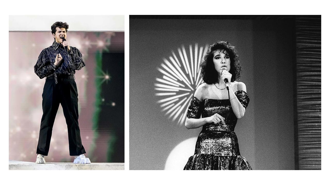 30 ans après Céline Dion, la relève, c'est Gjon!
