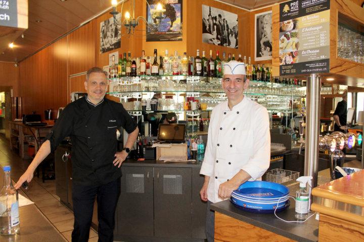 Un nouveau départ pour les restaurants