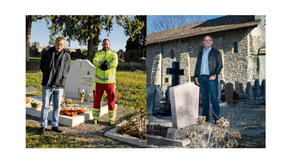 Entretenir un cimetière est vital