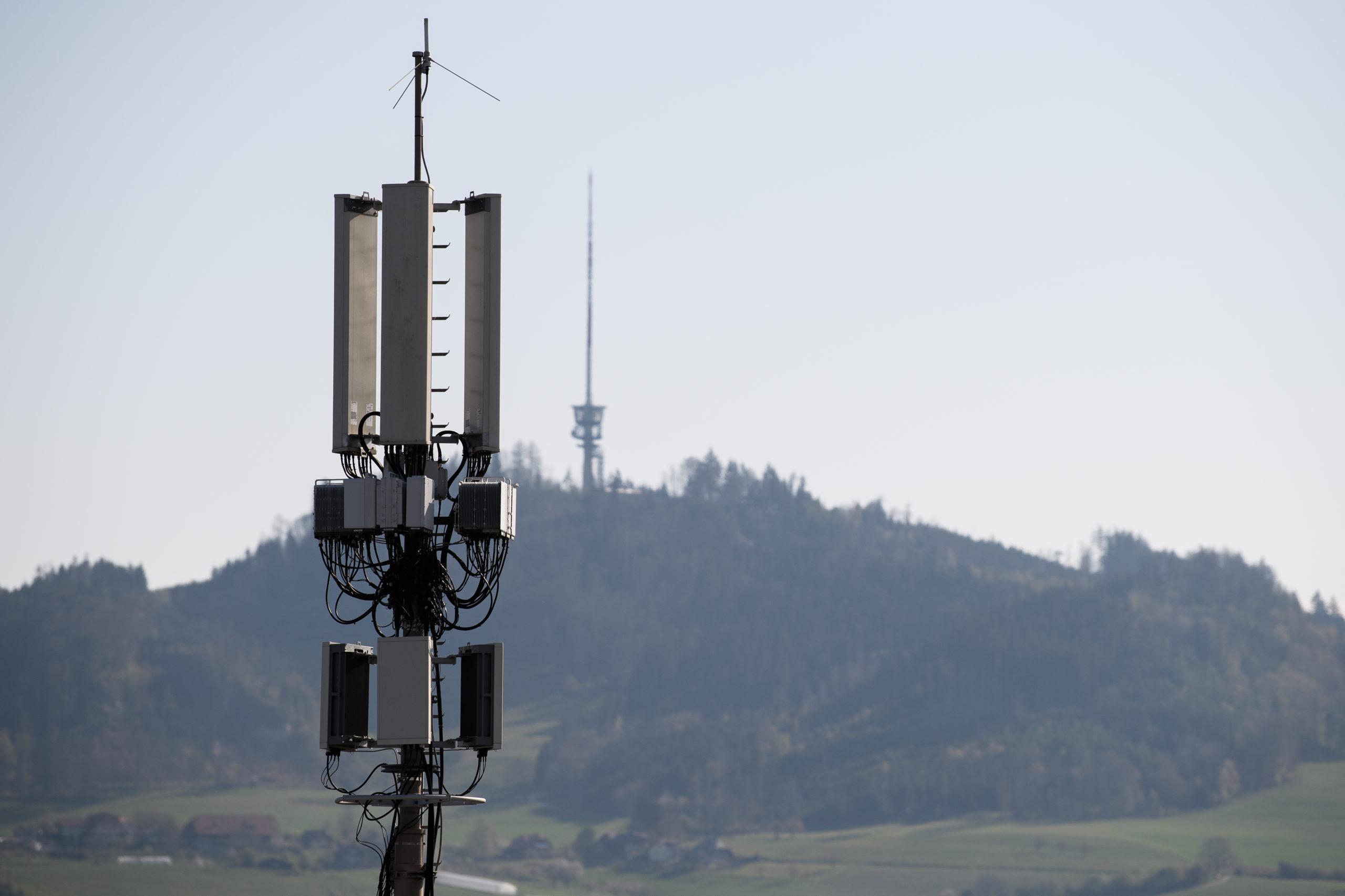 Feu vert pour les antennes 5G
