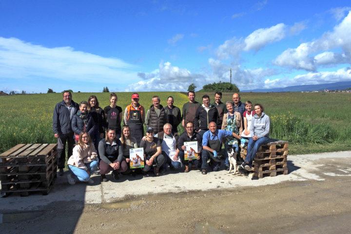 Une agriculture locale et éducative