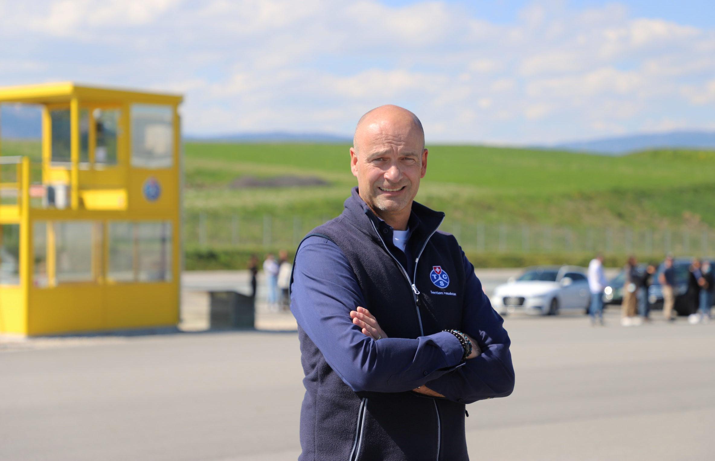 Un citoyen de Ballens à la tête du TCS Vaud