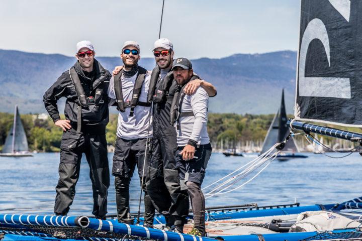 Un équipage morgien vise la victoire