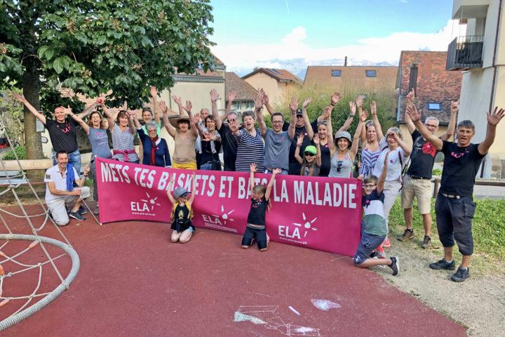 Solidarité villageoise pour ELA