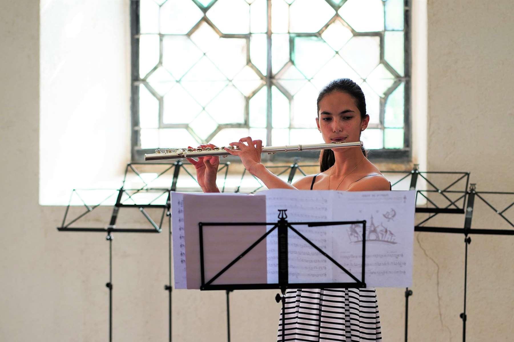 Concours des solistes et petits ensembles de Mollens