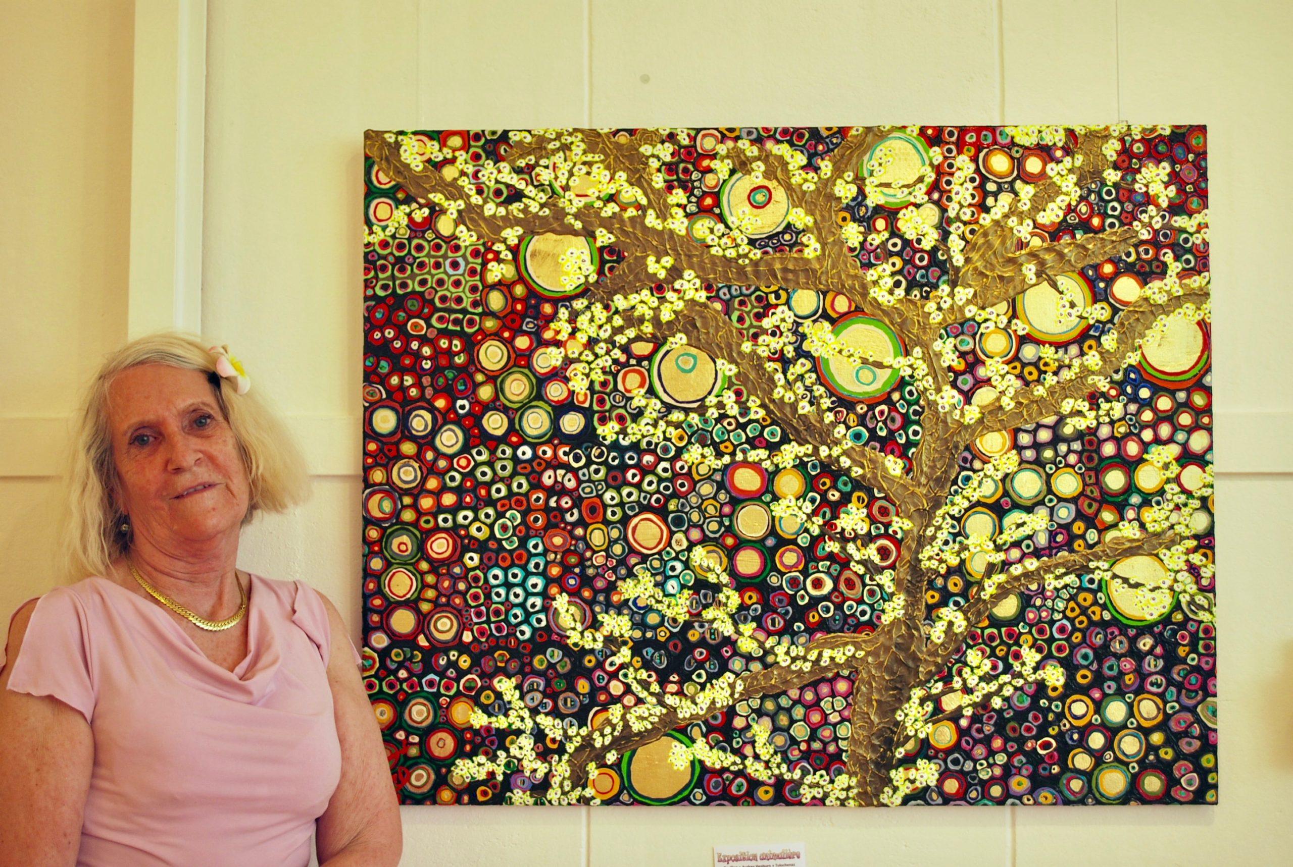 Vingt artistes exposent à Tolochenaz