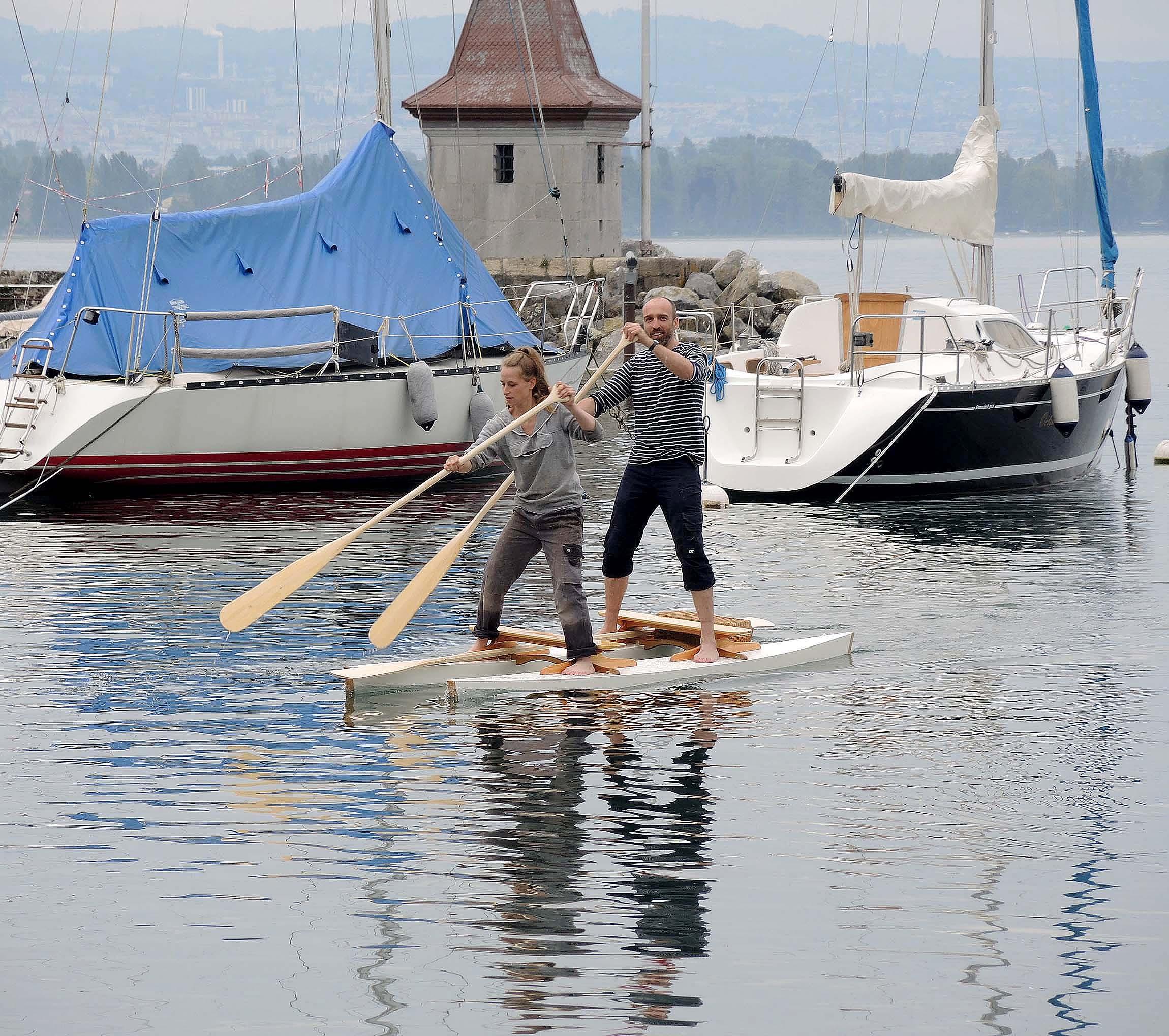 Le paddle n'est peut-être pas si jeune que ça