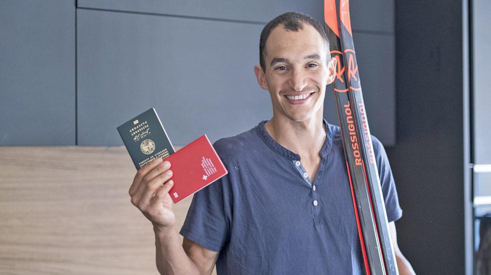 Le pari olympique de Samy Laubscher