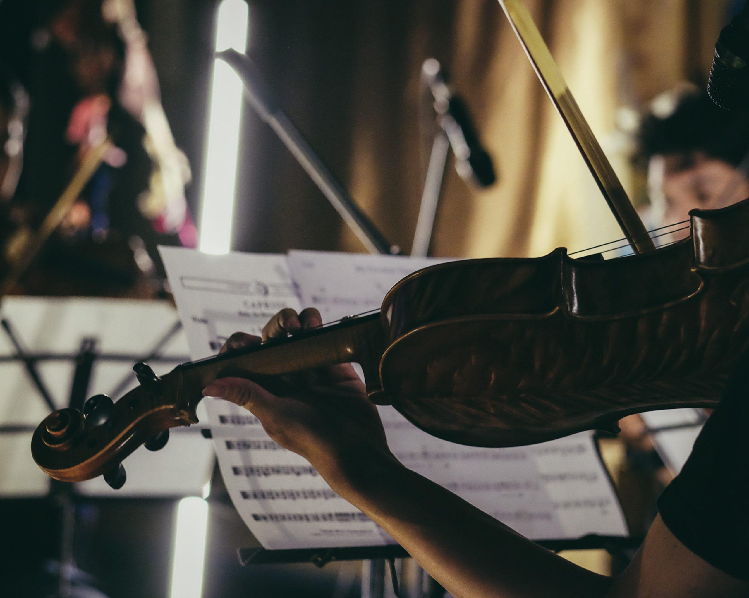 Création musicale à la Grange de Nane