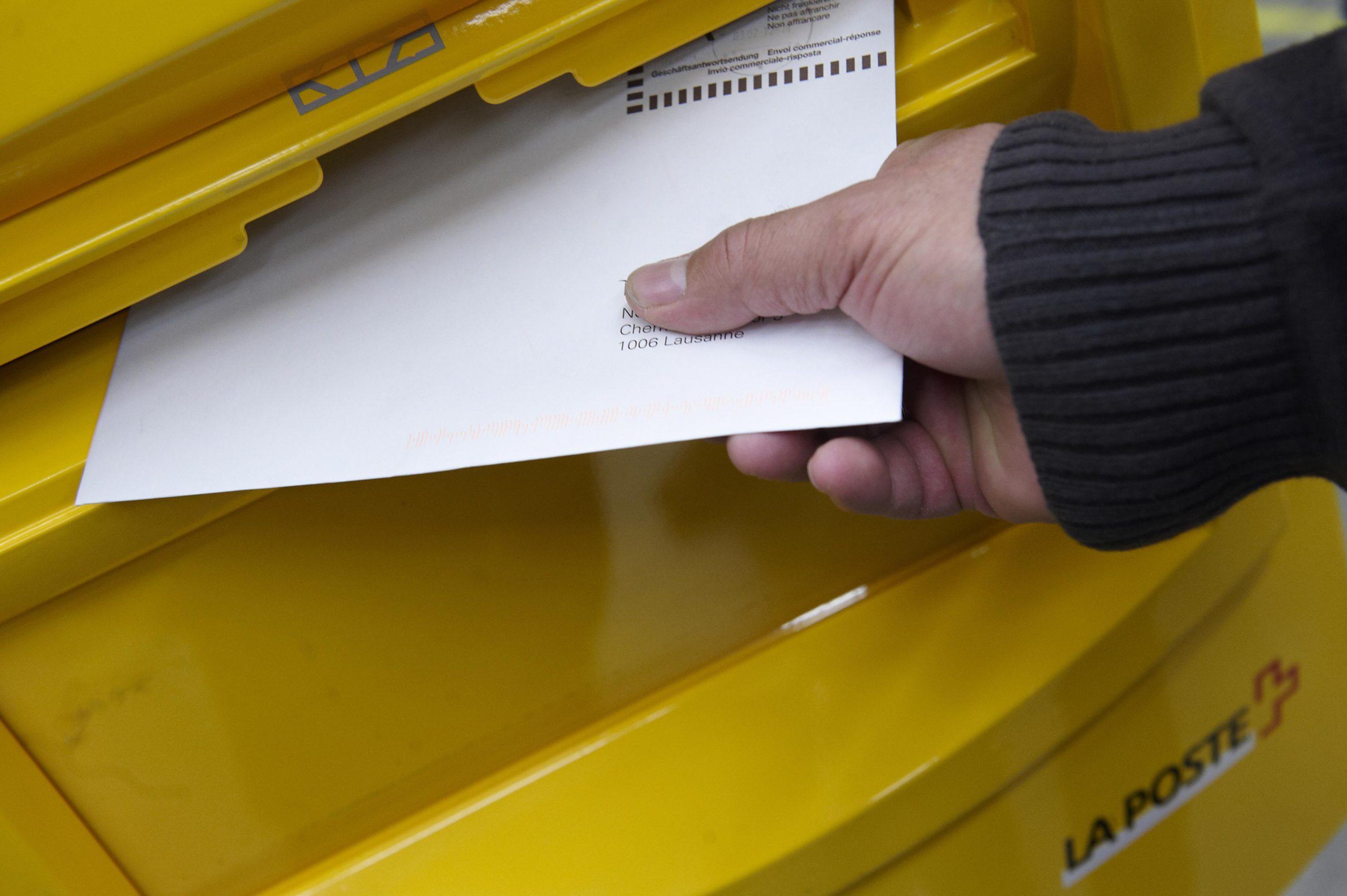 Nouvelle série d'escroqueries par les traqueurs de boîtes aux lettres