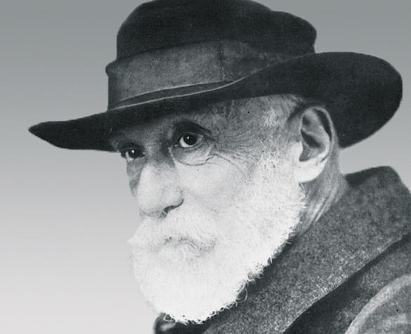 Auguste Forel: le patriarche est mort il y a 90 ans