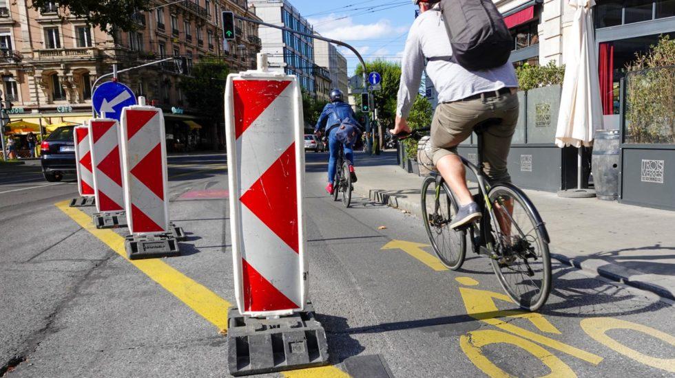 Cyclistes à l'origine de 200 collisions graves chaque année