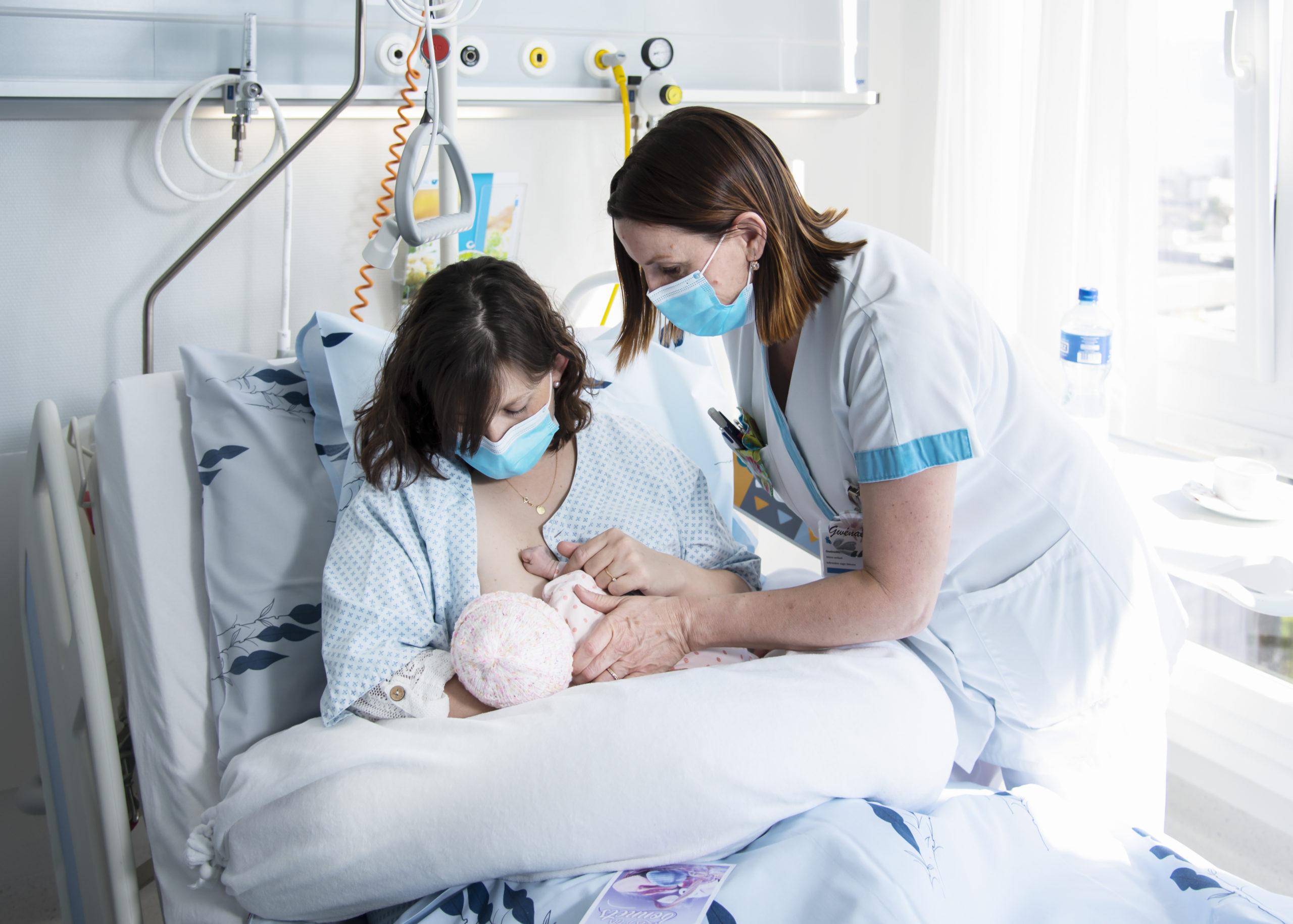 Pic de naissances : la maternité de Morges surchargée