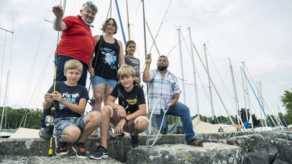 L'art de la pêche, un plaisir sans âge