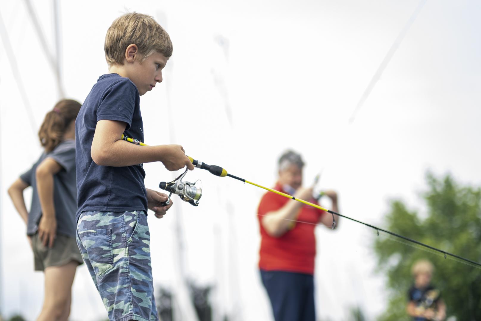 Pour oublier le Covid, les Suisses se sont mis à la pêche