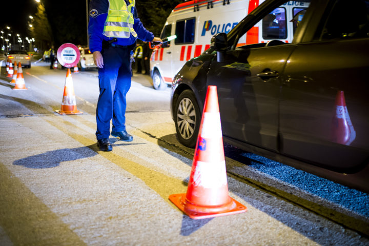 Saint-Prex: Revendeur de feux d'artifices appréhendé
