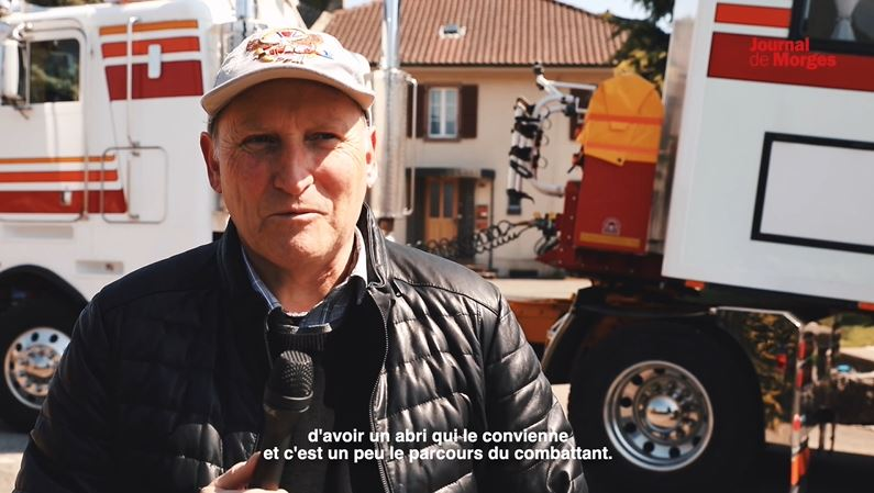 Ma région, ma passion: Jérôme Buchs