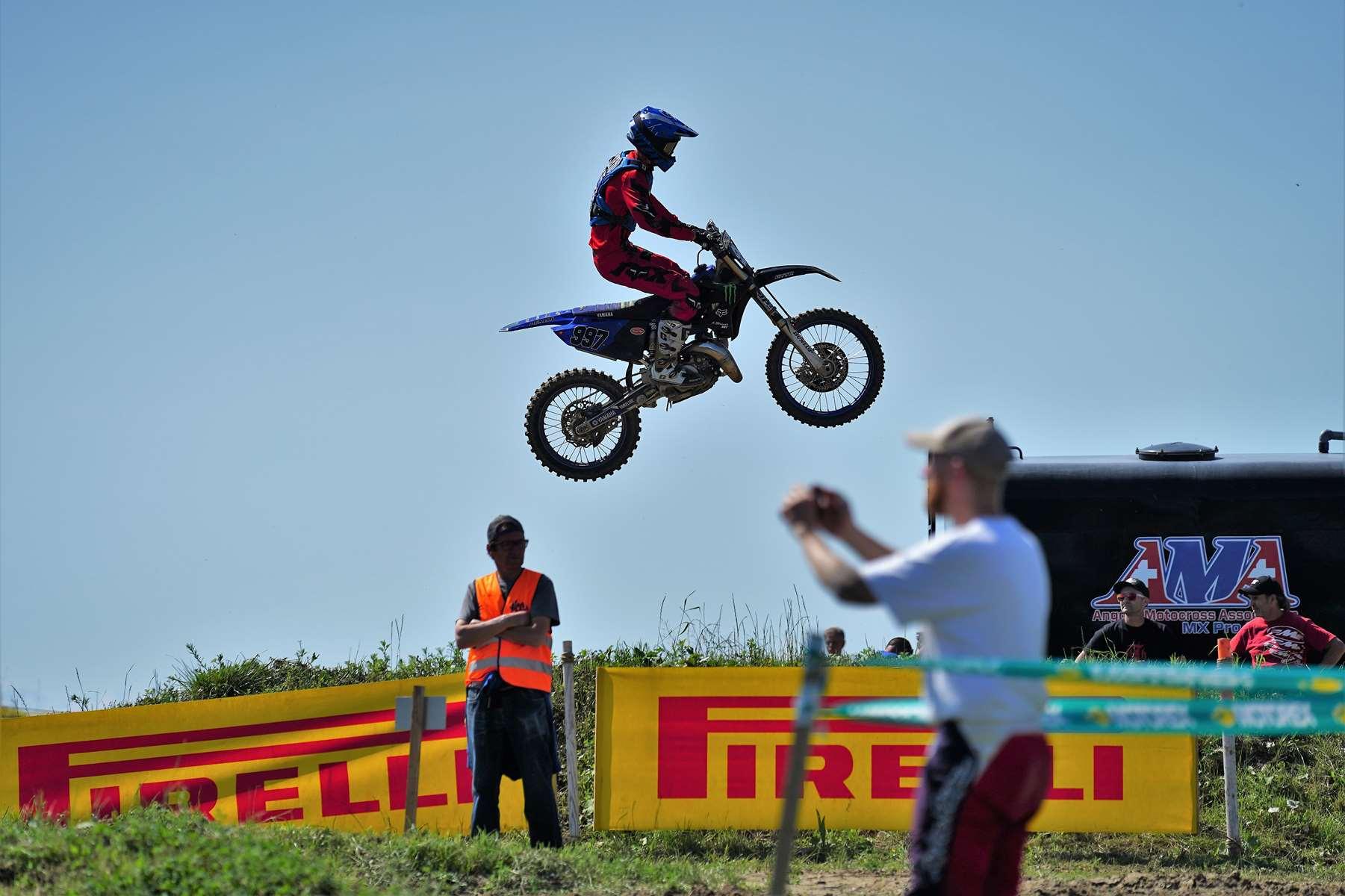 Motocross de La Chaux