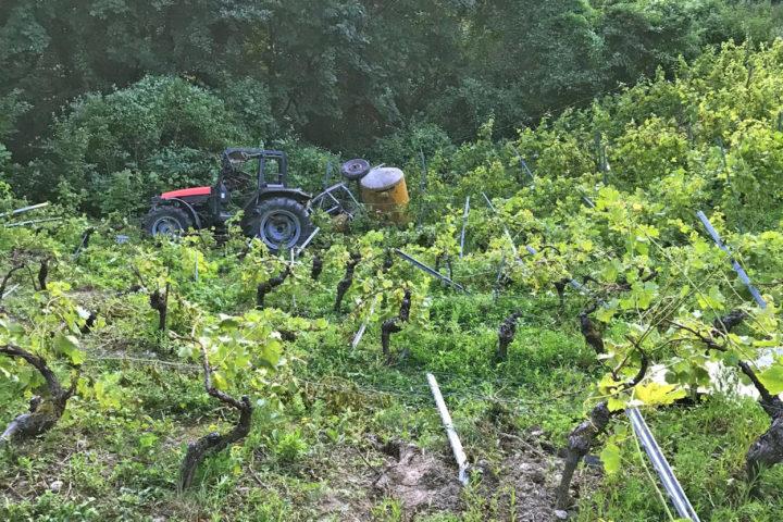 Un agriculteur décède dans un accident de travail à St-Livres