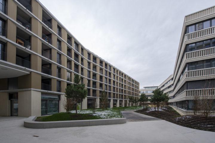 Le quartier des halles distingué par des experts de la construction
