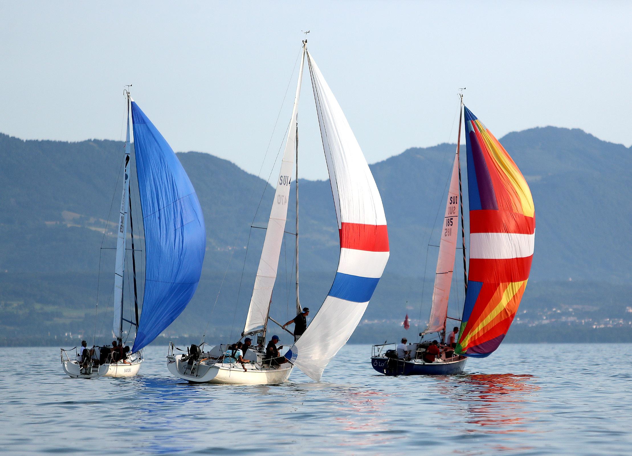 Un week-end festif au Club nautique
