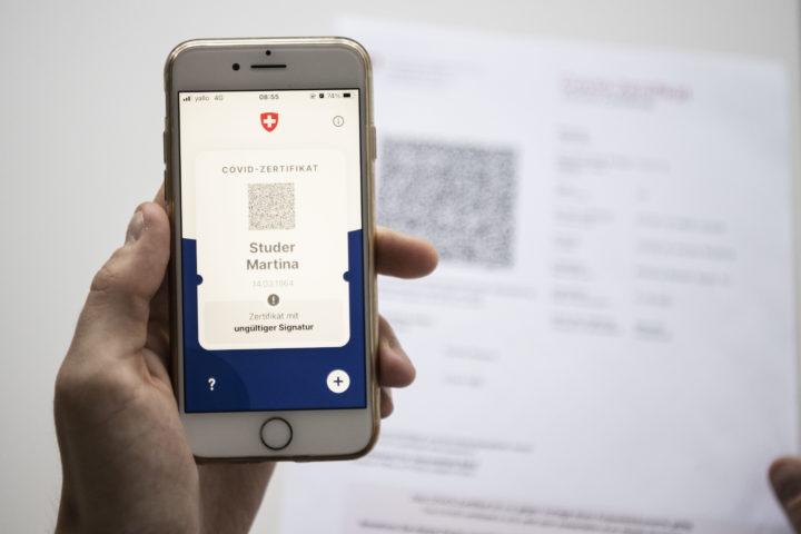 Restos, cinés et musées ne devraient être accessibles qu'avec un certificat