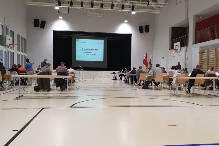 Échos du Conseil d'Echichens: les impôts restent stables