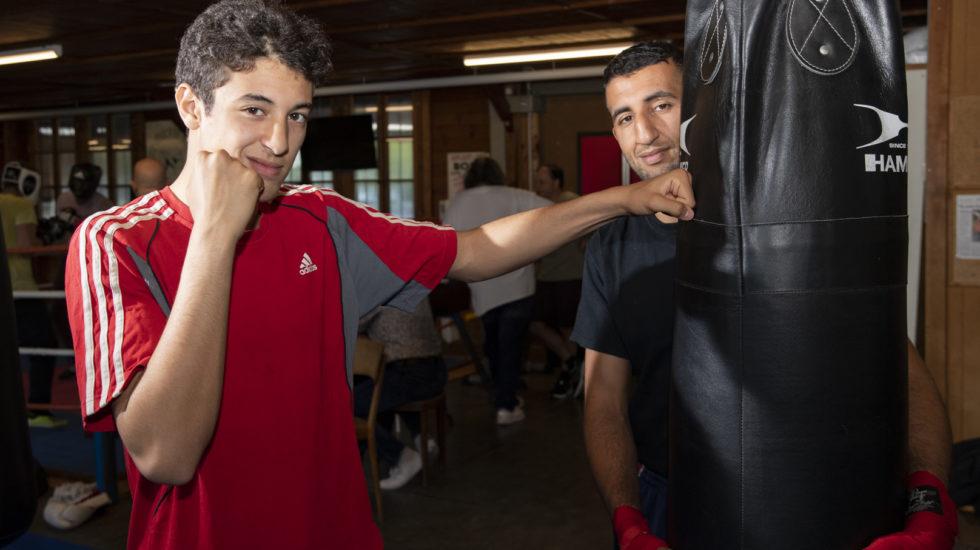 Adam Messibah vise une médaille aux Européens juniors