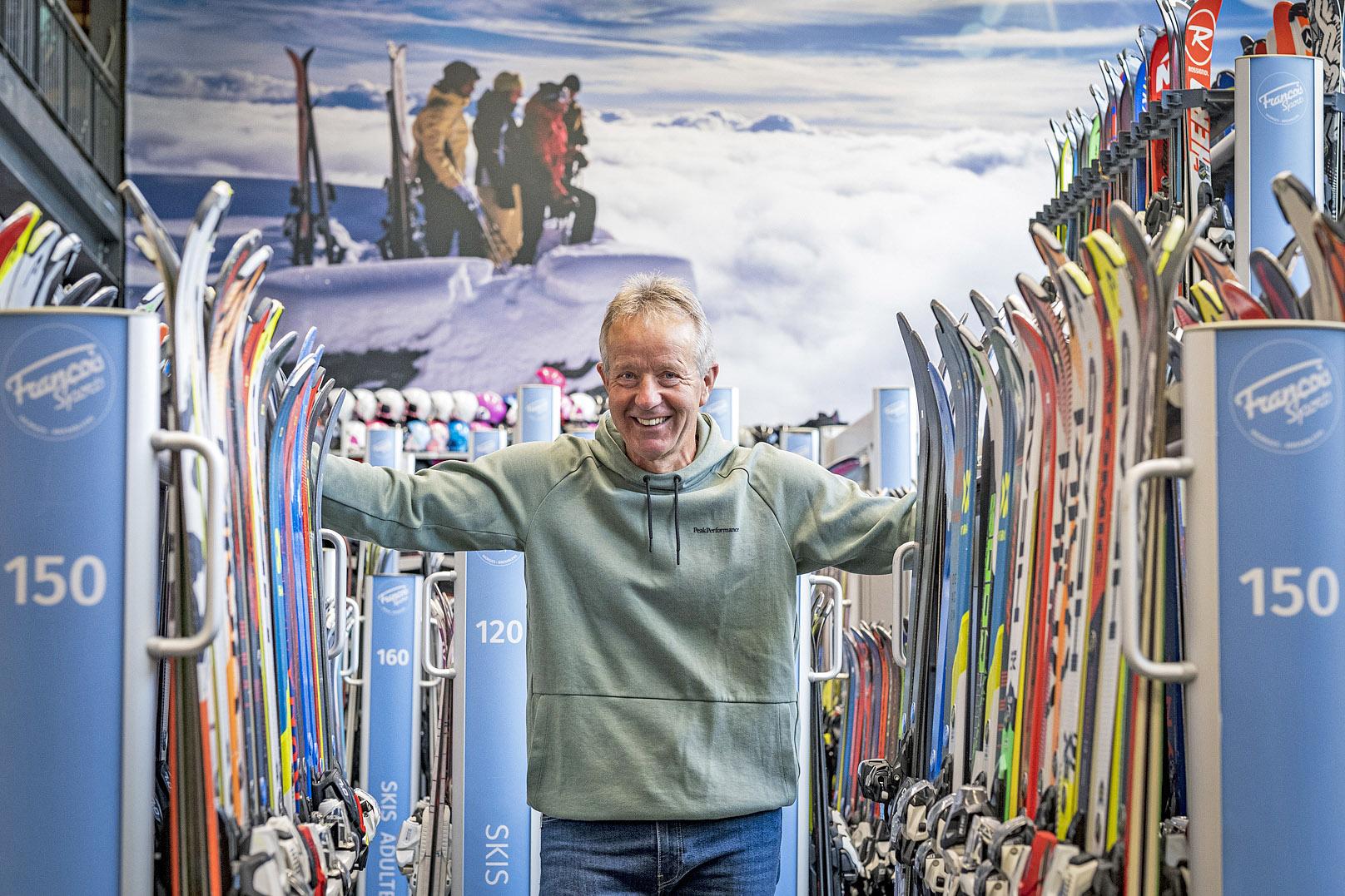 Au nom des sports et du saint ski